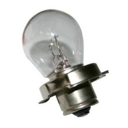 Ampoule/ lampe 12V 15W . P26S ELECTRICITE MOBYLETTE
